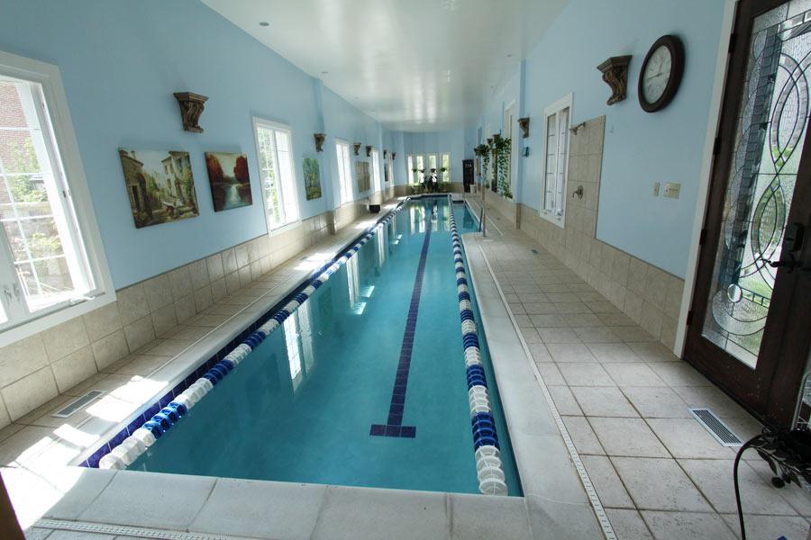 Residential Lap Pool