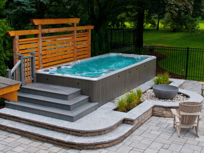 Residential Swim Spa