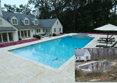 National Pools renovation