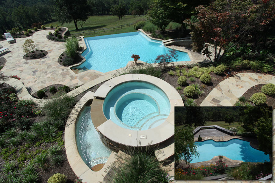 National Pools renovation