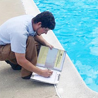 New Gunite and Concrete Pool Construction in Virginia