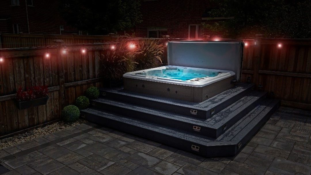 The Most Energy-Efficient Hot Tub In The World